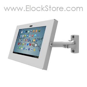 Bras articulé Hero et kiosque Galaxy Tab1 Tab2 Note 10,1 - Argent - Maclocks