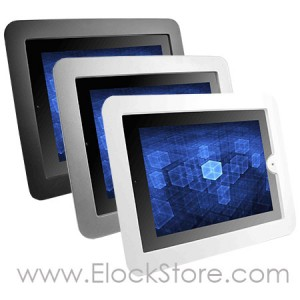 Coque iPad Executive metal - sans support - Maclocks 213EXEN