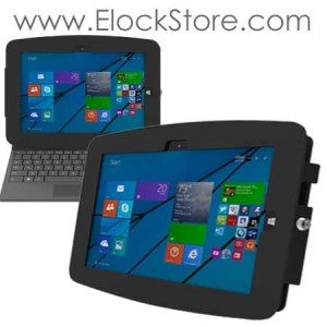 Kiosque Space pour Microsoft Surface Pro3 - sans support - Noir - Maclocks  530GEB