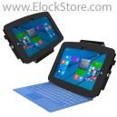 Kiosque Space pour Microsoft Surface Pro3 - Noir - avec support fixe - Surfaceenclosure - 1