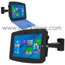 Bras articule et Kiosque Space pour Microsoft Surface Pro3 - Noir - Maclocks - 1