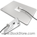 Antivol tablette smartphone Universel - Platine et Câble - Maclocks CL15UTL