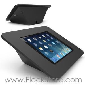 Borne tablette 10 pouces noir Capsule Maclocks