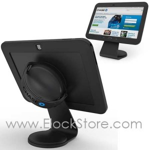 Support grip Tablette universel et amovible, pied rotatif antivol, Grip Dock, Compulock 188BGRPLCK