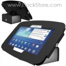 Borne antivol galaxy TabA 9.7 de table Support FLIP rotatif Kiosque Space Noir Maclocks 540BA970GEB elockstore REF00398
