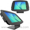 Borne alu Galaxy Tab A 9.7 - Kiosque Space et Support fixe - Noir - Maclocks 101B697AGEB ElockStore REF00408