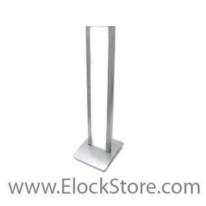 Panneau central blanc pour pied brandme Maclocks - ElcokStore REF00606