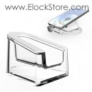 Support  Smartphone Table Apple Store - Socle Plexyglas phablette et Smartphone - Neolock B5702 ElockStore REF02002