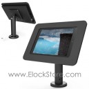 Coque antivol iPad Air 1/2 - Pied passe cable rotatif - Kiosk Rokku Rise - Noir - Maclocks TCDP01260ROKB ElockStore REF00805