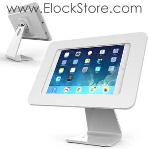 Support antivol tablette 10 pouces de table rotatif 360 Rokku Blanc 303W260ROKW