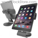 support tablette universel maclocks cling stand argent