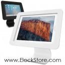 Stand iPad Rotatif 360 Aluminium Blanc - Maclocks AIO-W