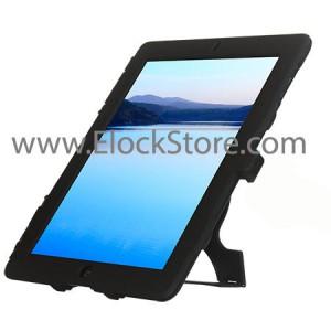 Coque iPad 2 3 4 Noir, sans câble, IPAD2/3/4BB