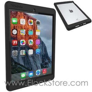 Coque antichoc durcie iPad Air pro 12.9 - Bumper Maclocks EDGE BAND Noir BNDIPP