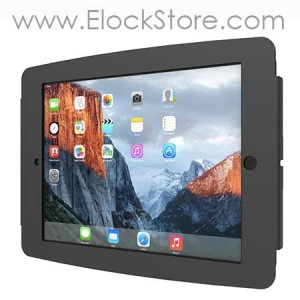 coque ipad pro 12.9 pouces en noir maclocks 290SENB