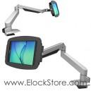 Bras articulé télescopique Galaxy tab A 10.1 - kiosque Space Reacharm - Maclocks 660REACH910AGEB