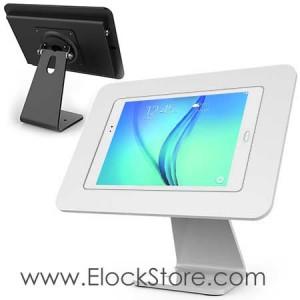 Support Galaxy Tab A 10.1 avec pied rotatif - Rokku 360 - Compulocks 303B910AROKB 303W910AROKW