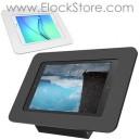 Support antivol tablette 9.7 pouces, coque blanche ROKKU avec support Fixe 101B260ROKB 101W260ROKW