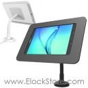 Bras Flexible pour tablette 9.7 pouces avec coque antivol, Rokku flex, Compulocks 159W260ROKW 159B260ROKB