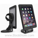 Support grip tablette universel et amovible pied rotatif antivol grip dock TILT compulock 189BGRPLCK