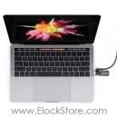 Slot antivol pour MacBook Pro Touch Bar 13 et 15 pouces - Compulocks MBPRLDGTB01