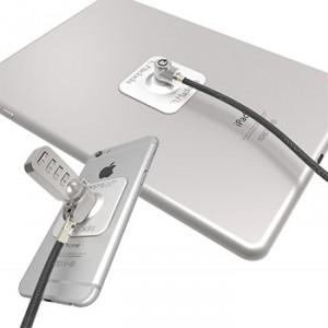 Antivol tablette smartphone Universel - Platine et Câble CL15UTL
