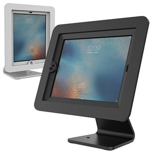 Borne iPad Rotative 360 Aluminium - All In One