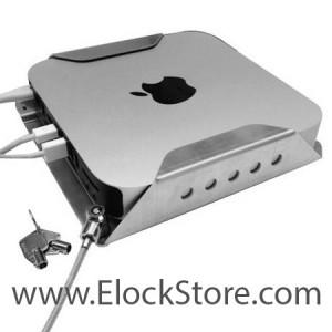 Socle Antivol Mac Mini - Support mural sécurisé pour Mac Mini - Maclocks Compulocks MMEN76 elockstore REF00190