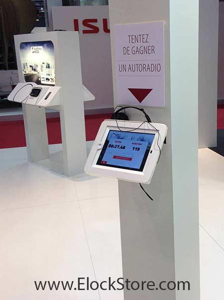 Pioneer - Coque executive iPad Air Maclocks ElockStore