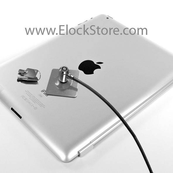 Platine antivol universelle tablette smartphone maclocks elockstore