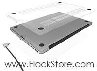 vente coque antivol macbook air 13 pouces maclocks