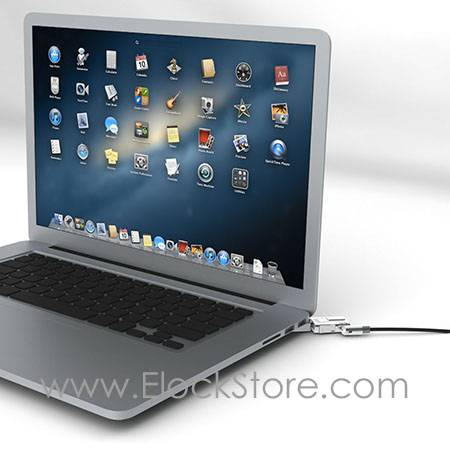 antivol macbook pro maclocks elockstore