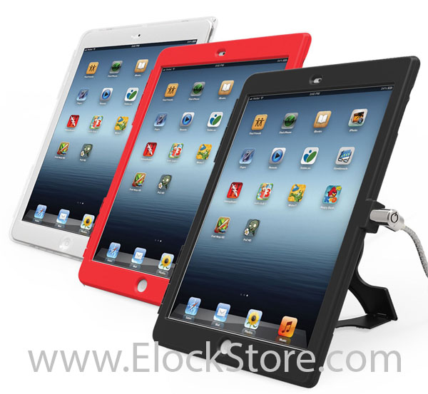 coque antivol ipad air maclocks compulcoks elockstore