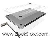 vente coque antivol macbook Air 11 pouces maclocks