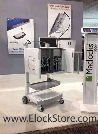 Chariot de charge pour iPad sur ElockStore.com