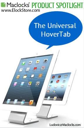 Hoverstand stand universel tablette smartphone sur ElockStore
