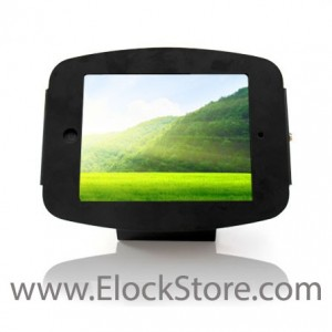 vente borne ipad kiosk space noir maclocks