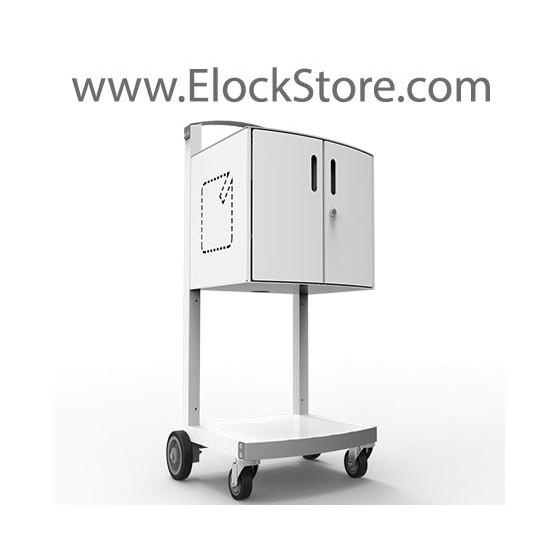 Chariot de charge tablettes 16 unites Cartipad uno - Maclocks