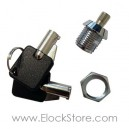 Serrure de rechange Kiosque Alu Square ou Space - Maclocks ElockStore