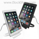 Coque Antivol iPad plastique et Pied Rotatif - Maclocks Compulocks IPADAIRRSWB Elockstore
