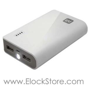Batterie de secours tablette iPad iPhone iPod et périphériques mobiles (6000mAh) - Compulocks BTRYPCK - ElockStore REF00516