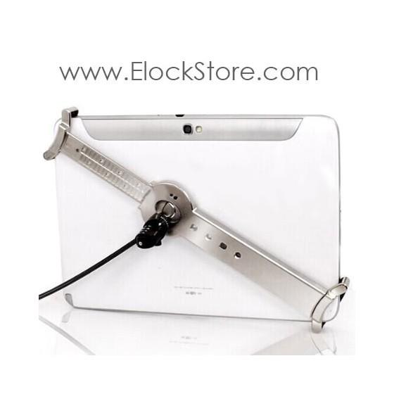 Antivol tablette Universel Crochet KEYLOCK - 10 a 13 pouces - Neolock 915113 Elockstore REF00601
