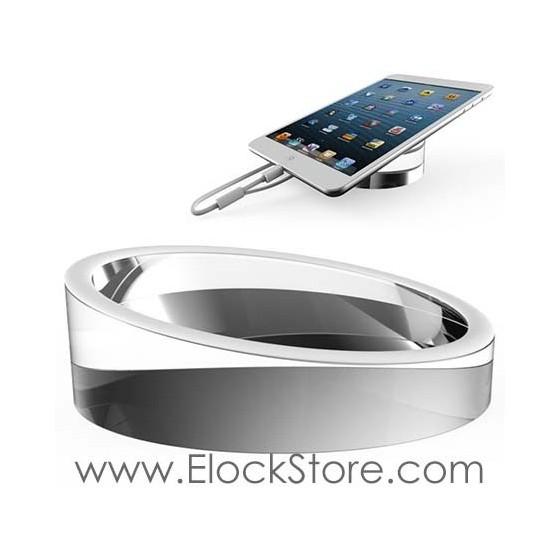 Support Tablette Table Apple Store, Socle Plexiglass Tablette et Smartphone, Neolock B5703 ElockStore REF02001