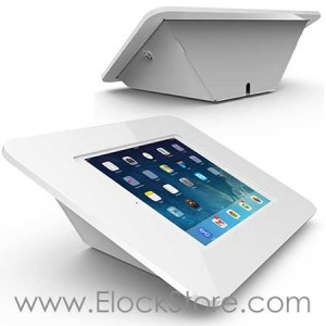 acheter borne tablette 10 pouces blanche maclocks capsule