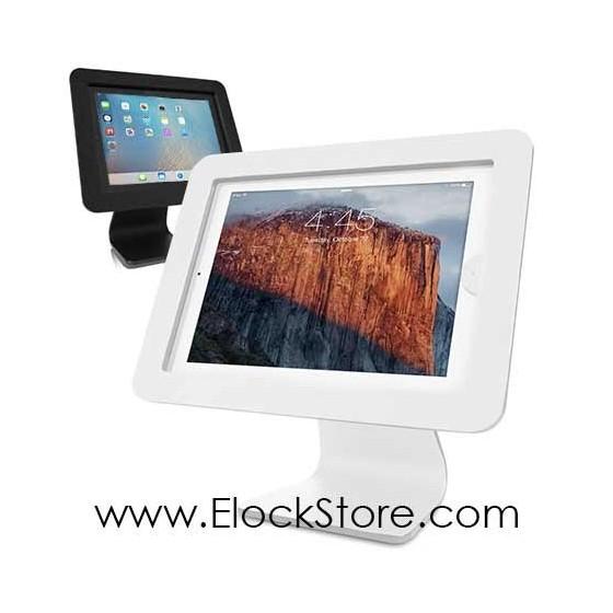 Borne iPad Rotative 360 Aluminium - All In One