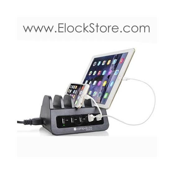 Station de chargement 5 tablettes ou smartphones - Charging Station 5PUSBDKS