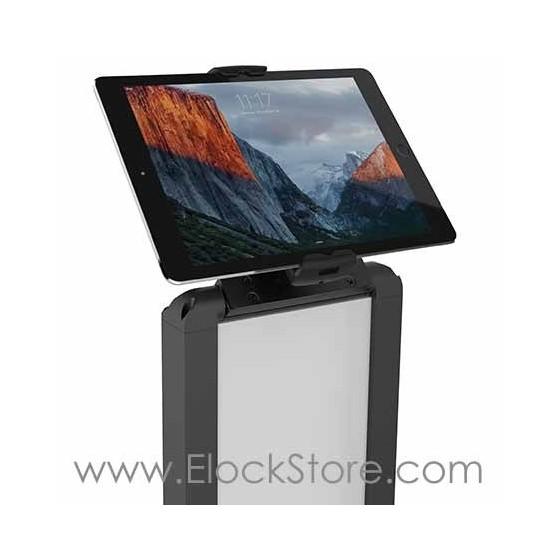 Borne tablette Noir - Maclocks 140BUCLGVWMB
