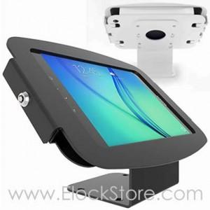 Coque antivol Galaxy Tab A avec pied fixe - Kiosk Space Compulocks