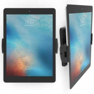 Support mural tablette universel Cling 2.0 - Compulocks UCLGVWMB UCLGVWMW