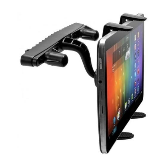 Support tablette appui tete antivol de voiture Maclocks ELD-UNTBVMHR02